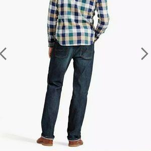 Lucky Brand Men's Jeans Straight Leg 363 Fit